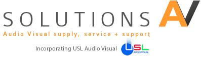 Solutions AV - Logo Image