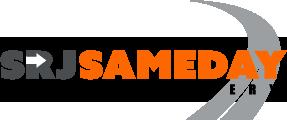 SRJ Sameday - New Logo Image