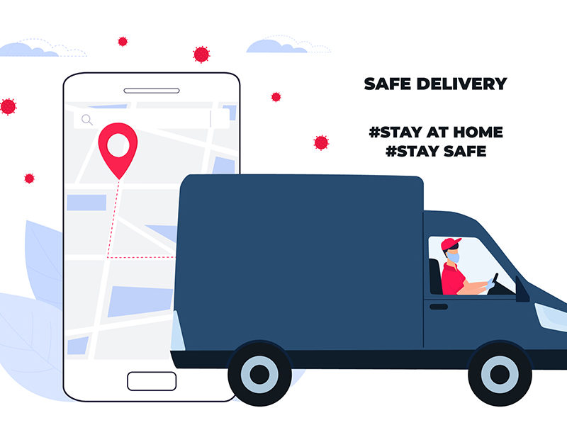 Why COVID-19 has made same day courier services so vital